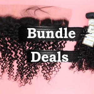 Afro Curly Bundle Deal