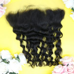 Sassy Curly Frontal