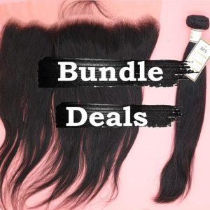 Satin Straight Bundle Deal